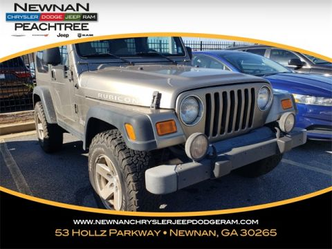 Pre-Owned 2006 Jeep Wrangler Rubicon