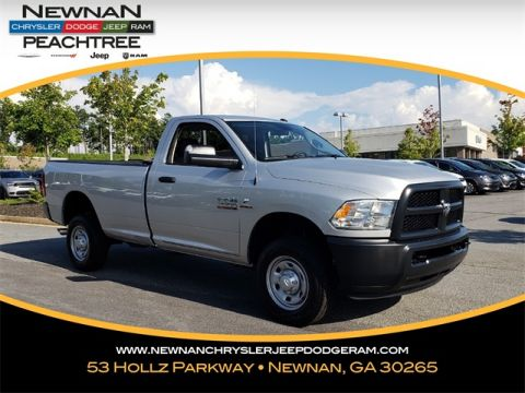 New Ram 2500 In Newnan Newnan Peachtree Chrysler Dodge Jeep Ram
