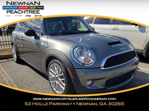 Pre Owned 2010 Mini John Cooper Works Clubman 2dr Car In Newnan H561926a Peachtree Chrysler Dodge Jeep Ram