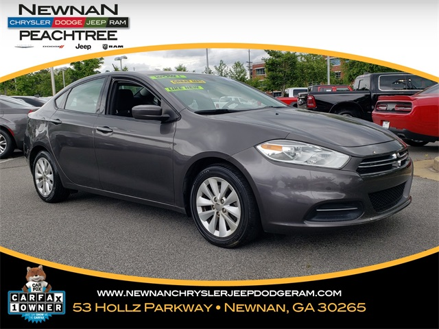 Certified Pre-Owned 2016 Dodge Dart Aero