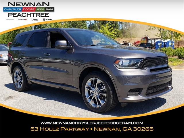 New 2020 Dodge Durango Gt Rwd