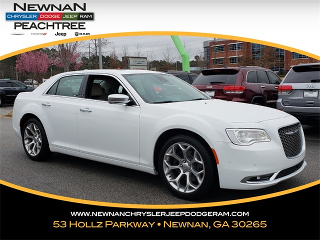 New 2019 Chrysler 300 C Sedan In Newnan H565263 Newnan Peachtree