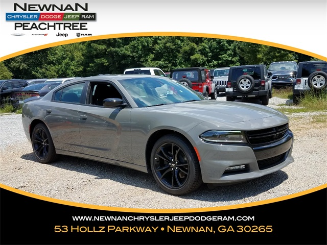2018 Dodge Charger >> New 2018 Dodge Charger Sxt Plus Rwd