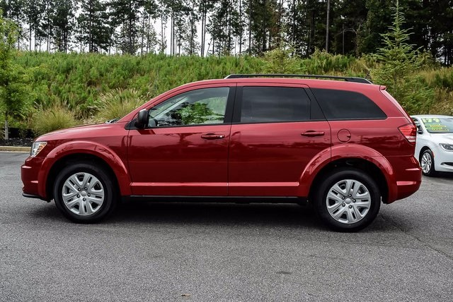 2018 dodge journey. perfect journey new 2018 dodge journey se in dodge journey