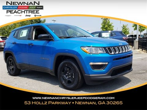 New Jeep Compass in Newnan | Newnan Peachtree Chrysler Dodge
